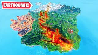 *WARNING* - Fortnite EARTHQUAKE CONFIRMED!