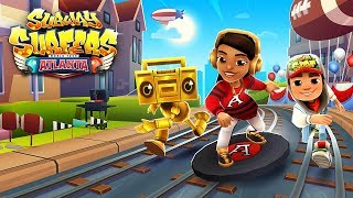 Subway Surfers World Tour 2019 - Atlanta (Spanish Trailer)