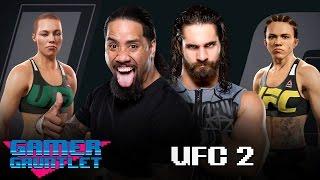 Download Jey Uso vs. Seth Rollins: UFC 2 Tournament Champion Title Defense — Gamer Gauntlet 3Gp Mp4