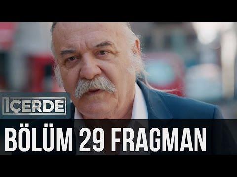 İçerde 29. Bölüm Fragman