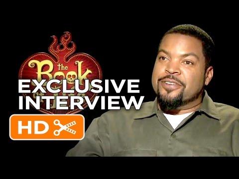 The Book of Life Interview HD   Celebrity Interviews   FandangoMovies