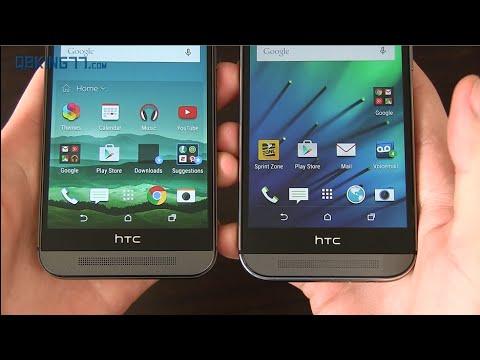 HTC One M9 vs One M8: Sense 7 and 6 Comparison