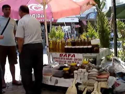 Turgutreis Market Turkey