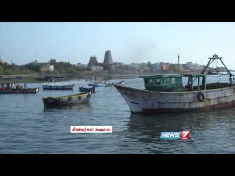 Periyathaazhai fishermen in Tuticorin seek bigger fishing harbour