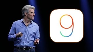 iOS 9: First Look (WWDC 2015)