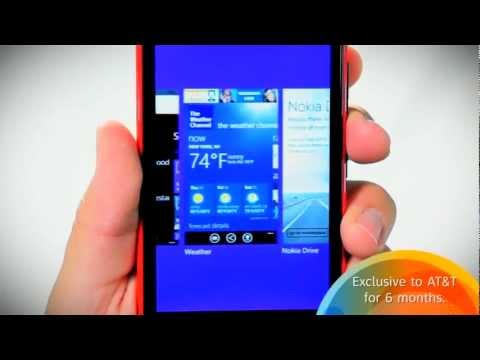 Nokia Lumia 920 Functions Review