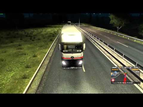 Euro Truck Simulator 2 Konwój Firmowy #1  4/4 W/MrBartass444 PrezesGaming