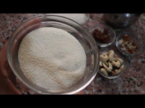 सूजी का हलवा बनाने का एकदम परफेक्ट तरीका-Suji Halwa Recipe In Hindi-Rawa Halwa-Sooji Halwa