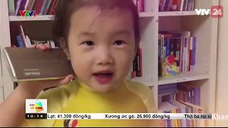 Dạy ngoại ngữ cho con chỉ với 0 đồng - Tin Tức VTV24