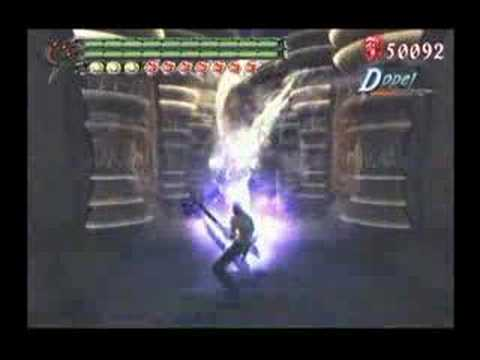 Devil May Cry 3 - Mission 9 Dante Must Die! SS Rank (part 1)