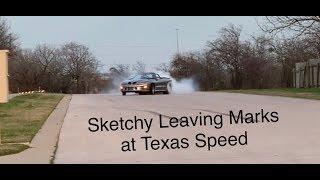 Texas Speed Owner's 1st Ride in Sketchy Vert