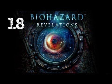 Прохождение Resident Evil: Revelations (XBOX360) — Тайная база Вельтро, босс Тирант (ФИНАЛ) #18
