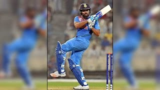 India Vs West Indies : Rohit Sharma smashed 98* in 57 balls in warmup Match