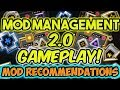 Mod Management 2.0 Gameplay! Mod Recommendations! Is Speed Important? | Star Wars: Galaxy of Heroes