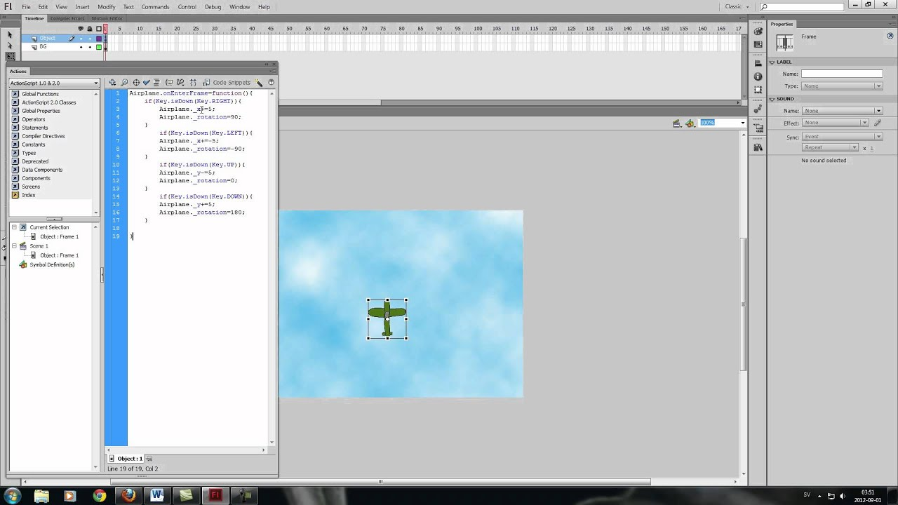 actionscript tutorials