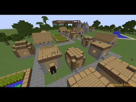 Minecraft Escape 1.7.9 Download By Minecraft Escape HD #2