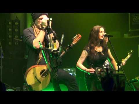 Eluveitie - Alesia (live in Minsk - 18.02.15)