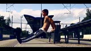 Video clip Cách tập thể lực trong môn thể thao parkour