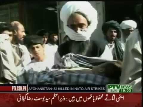 Afghanistan  NATO friendly attack, 52 killed by Ulfat Bukhari 29.5.11