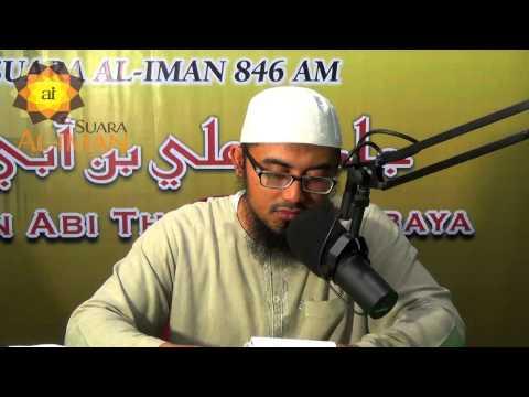 Kajian Islam: Kemuliaan Yang Ditinggalkan - Ustadz Umar Al-Fanani, Lc