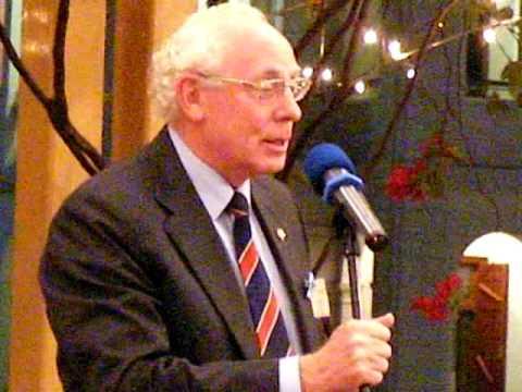Speech by ACU Chancellor Br Julian McDonald cfc  081215
