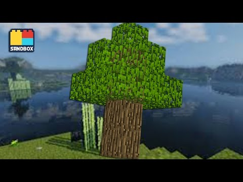 마인크래프트 애니메이션 [만약 마크에 나무가 하나밖에 없다면?]