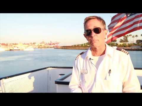 Long Beach Harbor Cruise HD