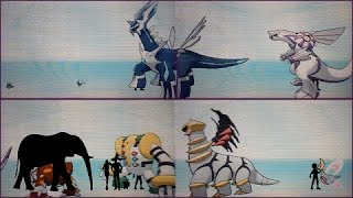 Pokemon Size Comparison (All Pokemon)