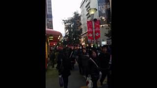 Ikebukero side street