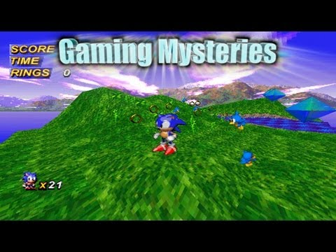 Gaming Mysteries: Sonic X-treme (Saturn) UNRELEASED