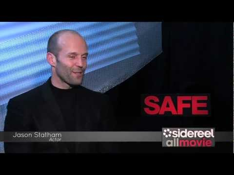 'Safe' (2012) Official Trailer & Interview with Jason Statham - In Theaters April 27th