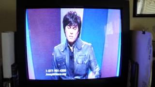 Joseph Prince:The devil plays mind games with you.