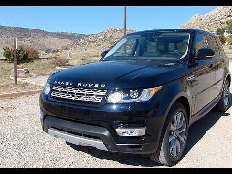 2014 Range Rover Sport vs Highlander vs Durango 2014 QX80 Mega Mashup Review (Part 2)