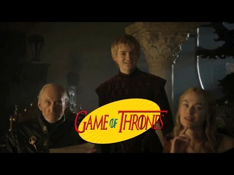 Game of Thrones as a Seinfeld Sitcom - Episode #4
