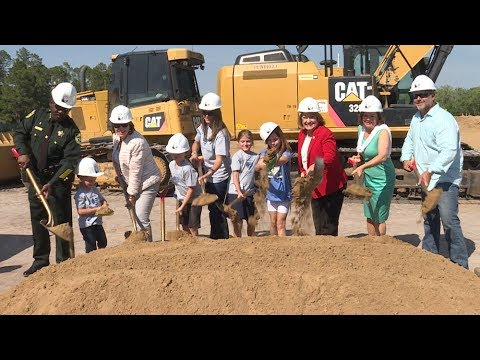 OCFL Update - Scott Pine Community Park Groundbreaking