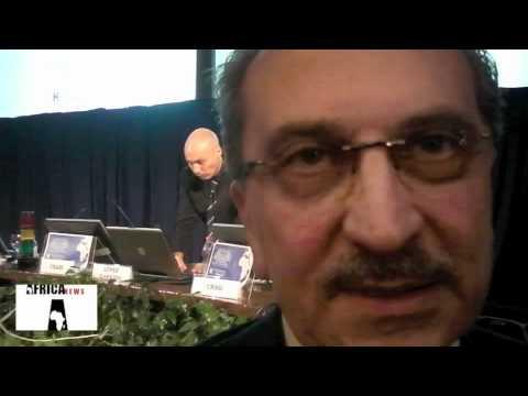 Forum Africa – prof Giovanni Puglisi – presidente Fondazione Banco di Sicilia