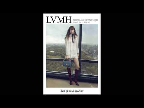 AG LVMH 2015 : Bernard Arnault sur la maigreur des mannequins et tacle le gouvernement.