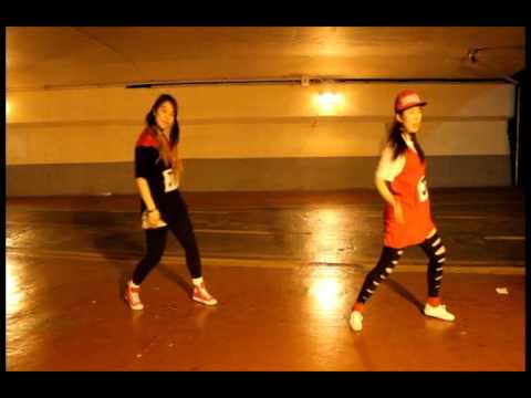 [my Bounce] ayproject Jjproject Bounce Dance Cover video