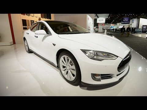 Tesla's Software Update Aims at Ending `Range Anxiety'