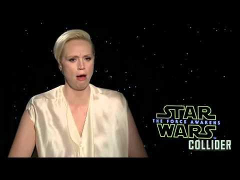 Gwendoline Christie does Chewie