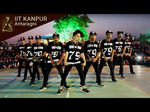 Center Gul will take your heart - Street Dance - Antaragni '15 - IIT Kanpur