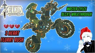 🎄 The Legend of Zelda: Breath of the Wild | Mastercycle Zero | Champion's Ballad | stop by and Heyo