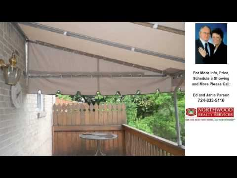 259 N Central, Canonsburg, Pennsylvania Presented by Ed and Janie Parson.
