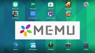 شرح تحميل وتثبيت برنامج Memu على الكمبيوتر محاكي أندرويد