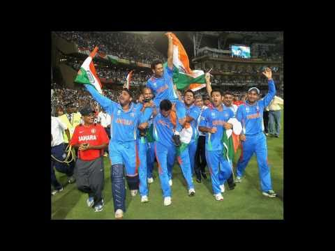 Indian Cricket Team ( Indian Vs Sri Lanka Final Match Highlights  In World Cup 2011) video
