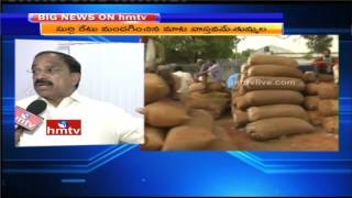 TRS Minister Thummala Nageswara Rao Face to Face over Mirchi Farmers Problems