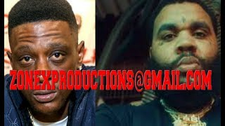 "Lil Boosie says Kevin Gates Cousin Percy Keith gave him location to gates house""I'm not NBA YB"""