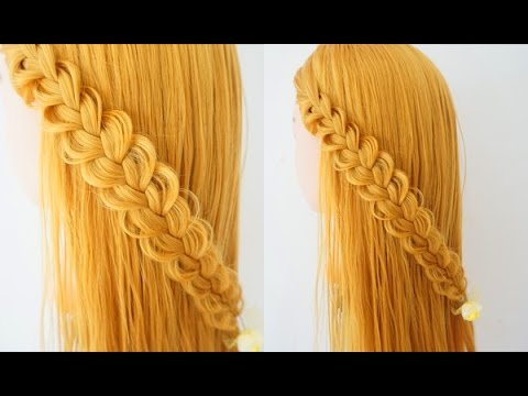 Hair Tutorial: Romantic Bohemian Braids