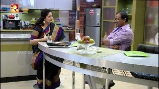 Annies Kitchen With Sri. V Muraleedharan M P | Palak Paneer Kofta Curry Recipe by Annie