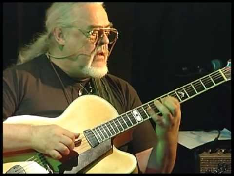 Big Jim Sullivan plays Solo Jazz